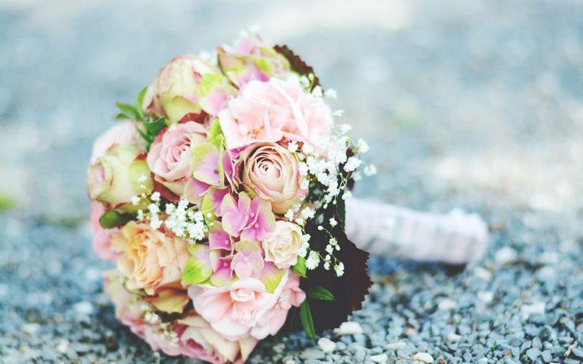 Kwiaty do ślubu - wybierz idealny bukiet